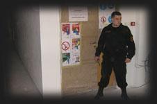 услуги охраны строительных объектов