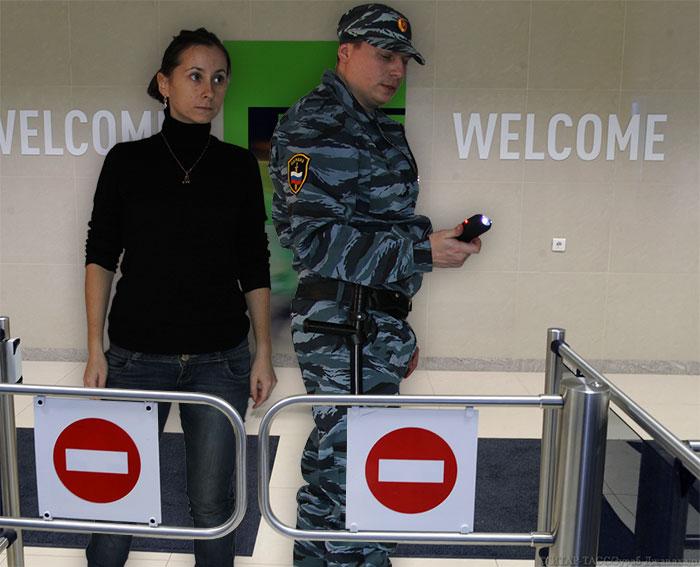 Выбор охранного агентства