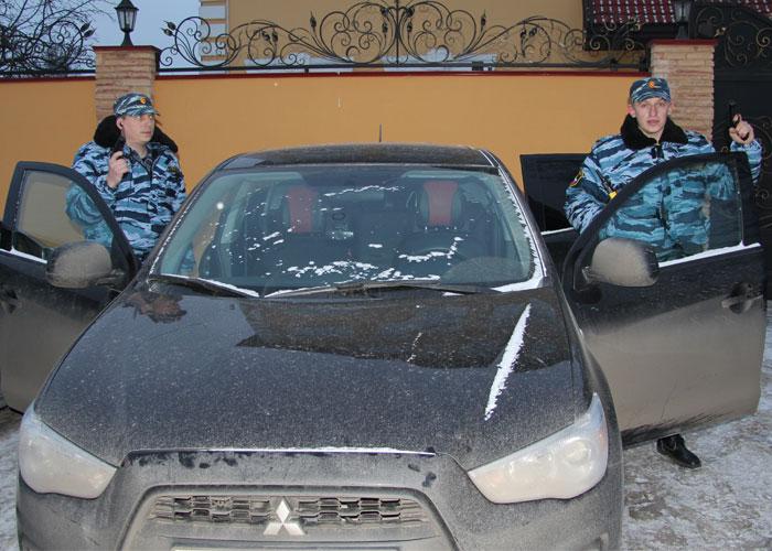 Охрана офисов: эвакуация плохо припаркованных машин