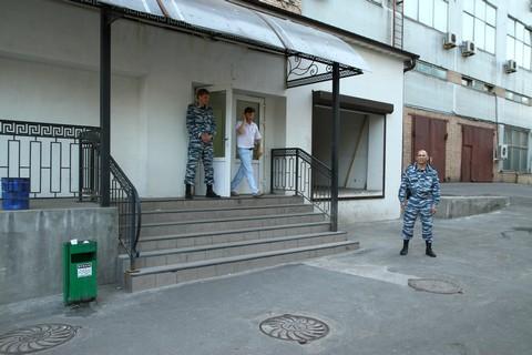 Надежная охрана Офиса