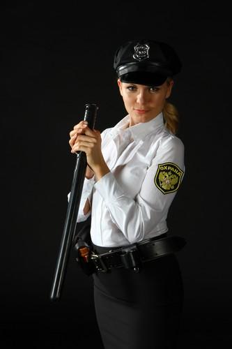 Обеспечение охраны