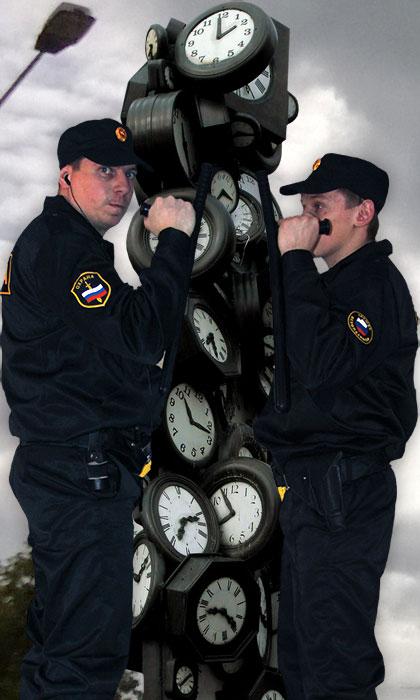 Оперативное реагирование охраны