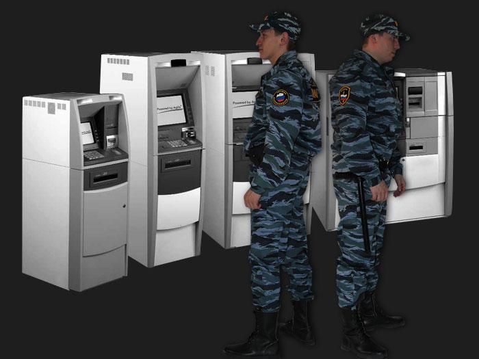 Ограбление банкомата