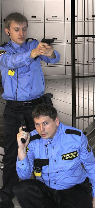 инструкция службы безопасности